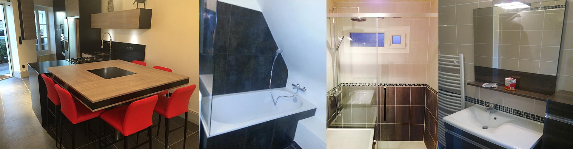 plomberie cuisine et salle de bain