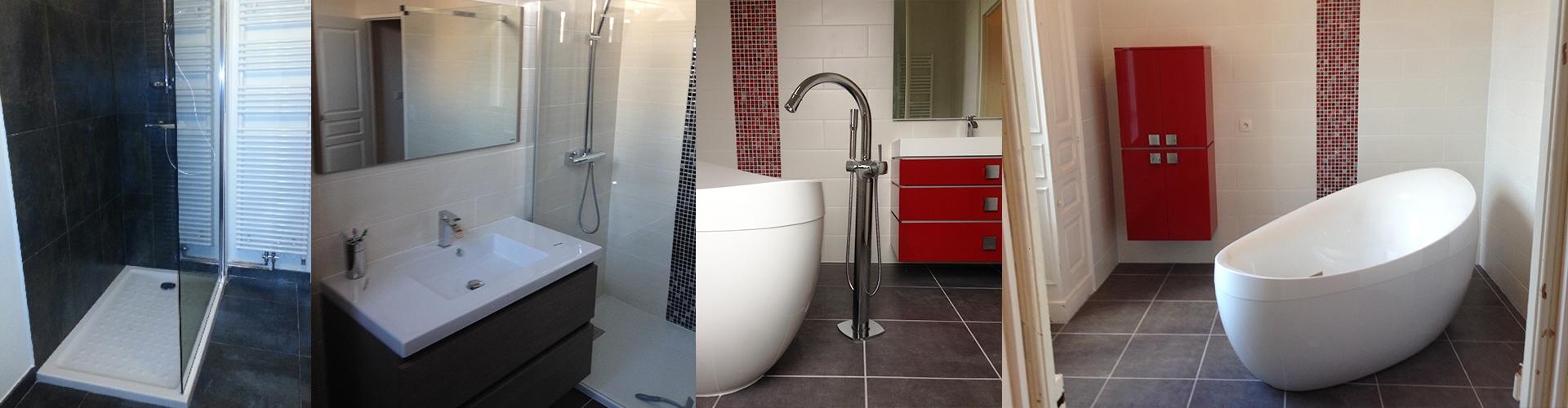 Artisan Salle De Bain Oise ~ cr ation de salles de bains par mb plomberie beauvais oise